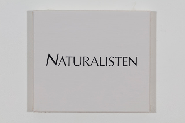 'Saint Laurent' 2019, Öl auf Baumwolle, 20 x 23 cm Ed. 1/2 (sold)