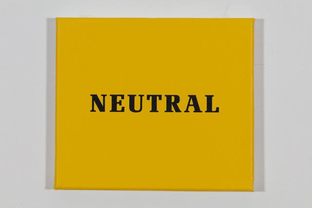 'Renault' 2019, Öl auf Baumwolle, 20 x 23 cm Ed. 1/2