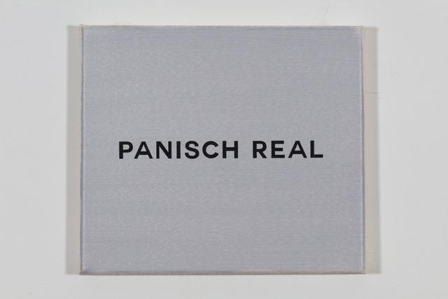 'Chanel Paris', 2019, Öl auf Baumwolle, 20 x 23 cm Ed. 1/2