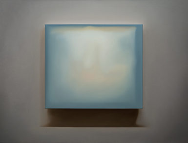 'Werkstatt I' 2014, oil on canvas, 92 x 120 cm
