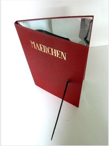 'Märchen' 2012, Mixed media, 45x31x23cm