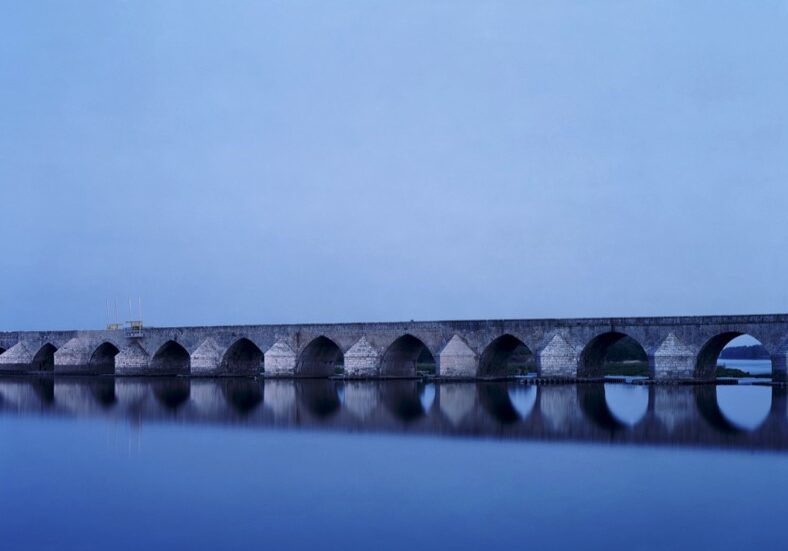 ELGER ESSER 'Beaugency II' 2001  France, C-Print, Diasec Face, 140 x 184 x 5 cm, Ed. 5/7 (+ 1AP)