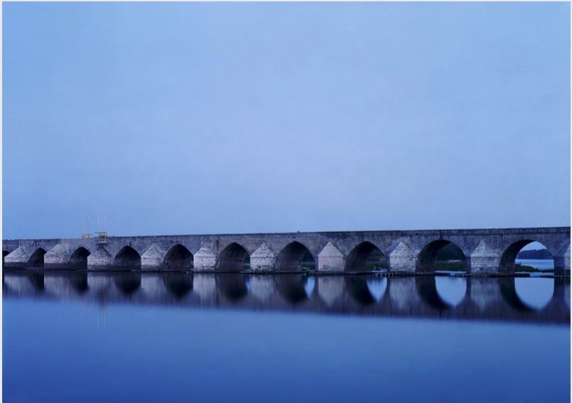 ELGER ESSER 'Beaugency II' 2001  France, C-Print, Diasec Face, 140 x 184 x 5 cm, Ed. 5/7 (+ 1AP)