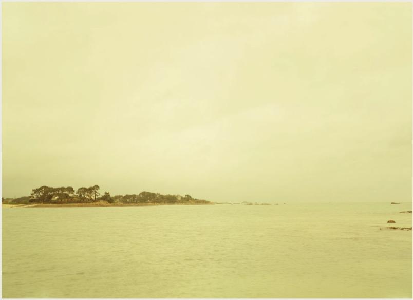 ELGER ESSER 'Île Callot' (Frankreich) 2008 France, C-Print, Diasec Face, 145 x 184 x 5 cm, Ed. 7/7 (+ 1AP)