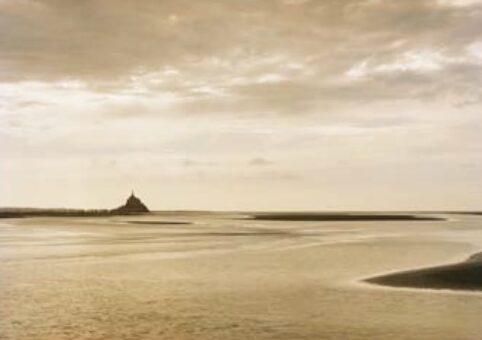 ELGER ESSER 'Mont Sain Michel II', 2018, Kupferplatte versilbert, Directprint, Schellack, 33 x 43 x 4cm, Ed. 3/3 (+1AP)